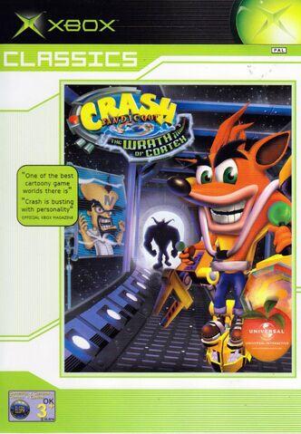 File:Crash Bandicoot WoC Xbox Classics EU.jpg