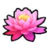 File:Pink lotus leaf.png