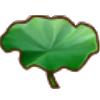File:Green lotus leaf.png