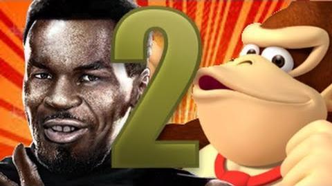 Mike Tyson Vs Donkey Kong 2- Gaming All Star Rap Battles Season 2-0