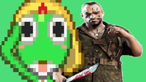 Sgt. Frog vs Sgt. Roebuck