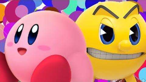 Kirby Vs Pac-Man- Gaming All Star Rap Battles Season 2
