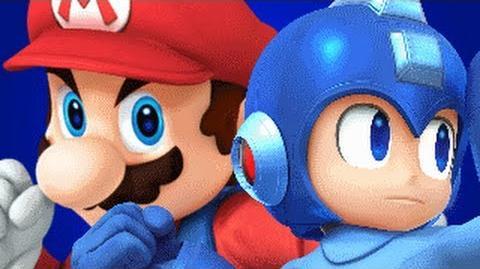 Mario Vs Mega Man REMASTERED- Gaming All Star Rap Battles 1 YEAR ANNIVERSARY-1417978710