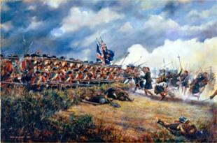 Attacking the Rebels