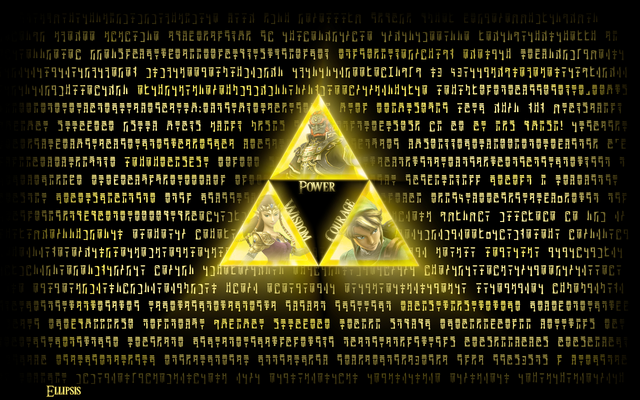 File:Triforce wallpapaer.png