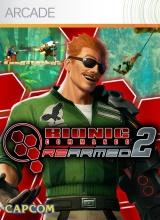 Bionic commando 2 arcadeboxart 160w