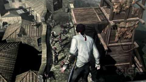 Assassin's Creed Brotherhood Demo - IGN Live E3 2010