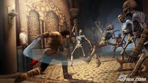 Prince of Persia- The Forgotten Sands