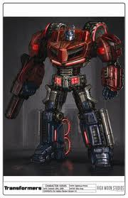Transformers- War for Cybertron