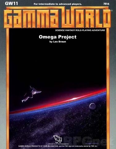 File:GW11 Omega Project cover.jpg