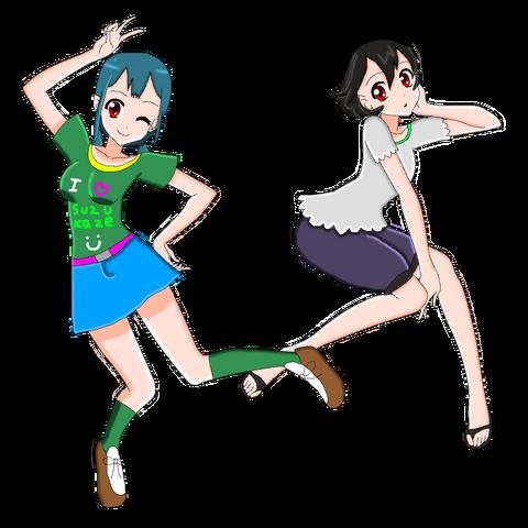 File:Akari and Hanabi.png