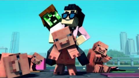 Minecraft Style