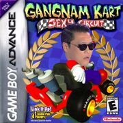 Gangnam kart sexy circuit