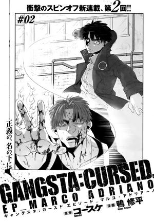 GANGSTA CURSED - Ch2
