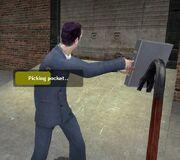 Wikki pick pocket