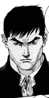 Ryuichi manga