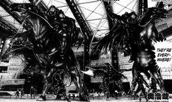 Eight Horseman Ring Aliens