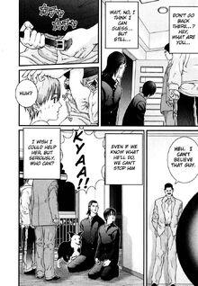 Yakuza tries to rape Kishimoto