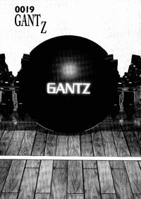 Gantz 02x09 -019- chapter cover