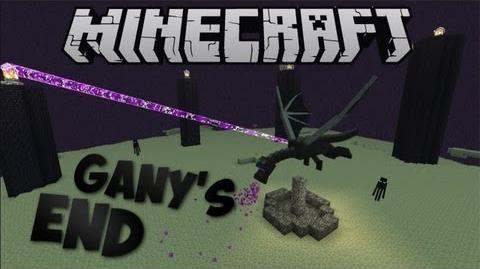 MINECRAFT MODS 1.6.2 GANY'S END