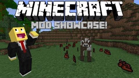 Minecraft Mod Showcase POOPING MOBS! 1.7.2