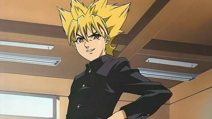 Tenjho Tenge anime Nagi-0