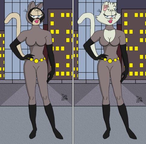 File:Catwoman Penny 2 versions.png