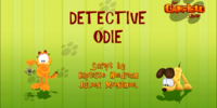 Detective Odie