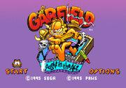 Sega garfield