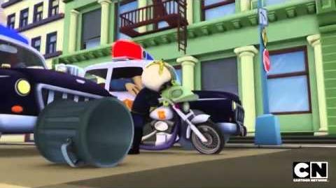 Little Angel The Garfield Show Cartoon Network