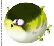 Pufferfish Concept
