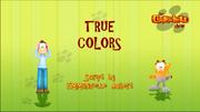 True Colors Title Card