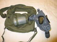 Mint Condition M3-10A1-6 Lightweight Service Mask