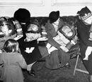 British Baby Gas Mask