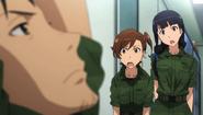 Kurokawa and Kuribayashi Shocked