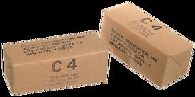 Sg4 10305-C4PlasticExplosive