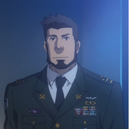 Colonel Kazufumi Ryuzaki HeadofMinistryof Defense's Joint Staff Special Operations Room