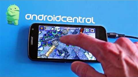 Great Big War Game for Android - review