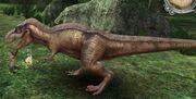 Tyrannosaurus (lvl 100)