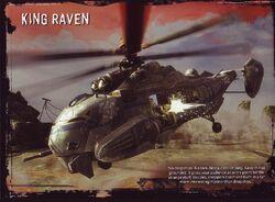 King Raven Chopper