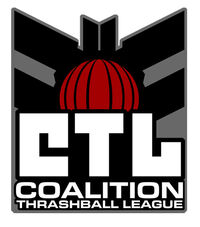 Thrashball League Logo