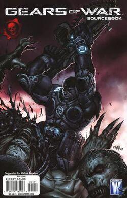 Gears Of war Sourcebook Cover