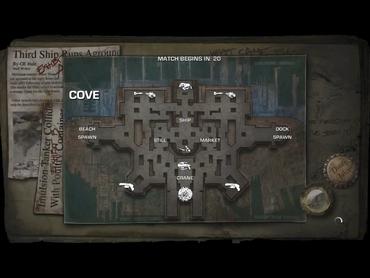 Cove map