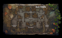 Gears Of War 3 Old Town