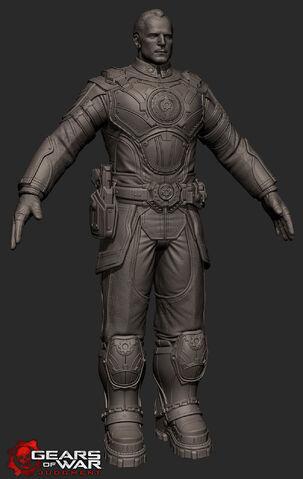 File:Unfinished loomis model.jpg