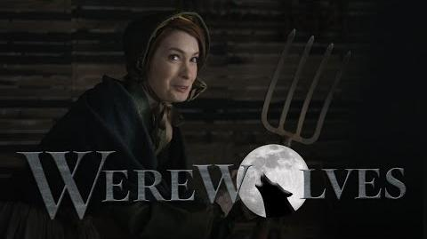 WEREWOLVES Starring Kate Micucci, Felicia Day, and Jeff Lewis - HALLOWEEK