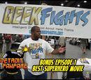 Bonus Episode: Detroit Fanfare - Best Superhero Movie Live