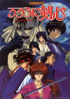 Kenshin anime