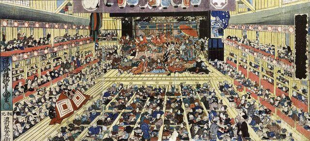 File:1280px-Odori Keiyō Edo-e no sakae by Toyokuni III.jpg