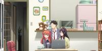 Miyako's Apartment